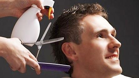 آموزشگاه آرایشگری مردانه رز سیاه در رشت