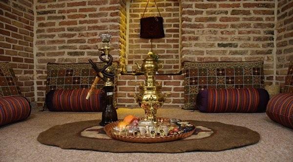 کاروانسرای شاه عباسی لات رشت